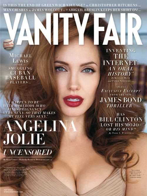 angelina jolie vanity fair photo shoot. angelina jolie vanity fair
